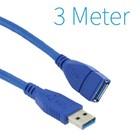 USB 3.0 Verlengkabel 3 Meter