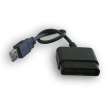 USB naar 1x Playstation 2 Converter Kabel