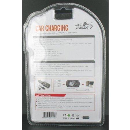 Auto Oplader voor PSP GO