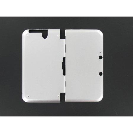 Aluminium Case Wit voor 3DS XL