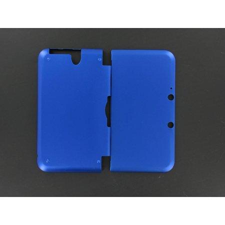 Aluminium Case Blauw voor 3DS XL
