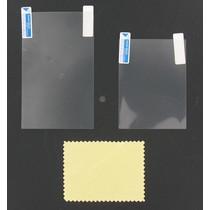 Screen Protector Folie voor Nintendo DS Lite