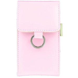 Lederen Draagtas Roze voor DS Lite