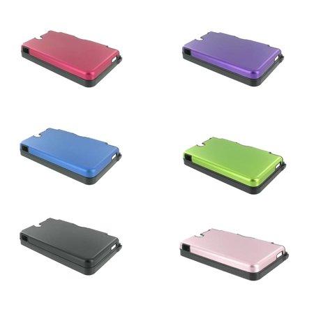 Aluminium beschermhoes voor de Nintendo DSi XL - Roze