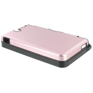 Aluminium Case Roze voor DSi XL