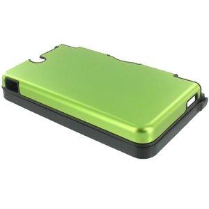 Aluminium Case Groen voor DSi XL