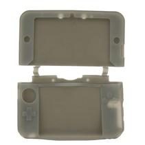 Siliconen Beschermhoes Grijs voor 3DS XL