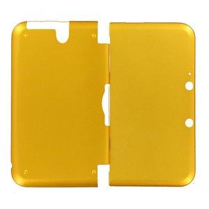 Aluminium Case Goud / Geel voor 3DS XL