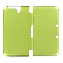 Aluminium Case Groen voor 3DS XL