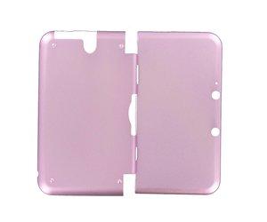 Hoesje Met Licht : Aluminium case licht roze voor ds xl yagoda