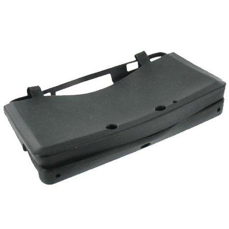 Siliconen Beschermhoes Zwart voor 3DS