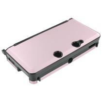 Aluminium Case Roze voor 3DS