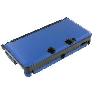 Aluminium Case Blauw voor 3DS