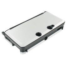 Aluminium Case Zilver voor 3DS