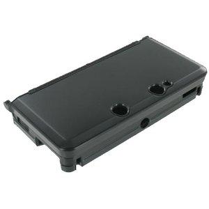 Aluminium Case Zwart voor 3DS