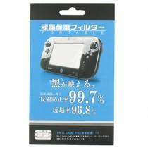 Screen Protector Folie voor Wii U Gamepad