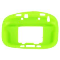 Siliconen Hoes Groen voor Wii U Gamepad
