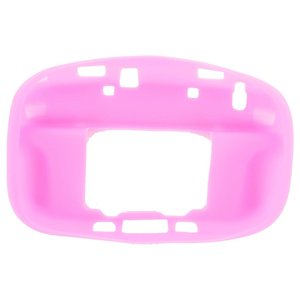 Siliconen Hoes Roze voor Wii U Gamepad