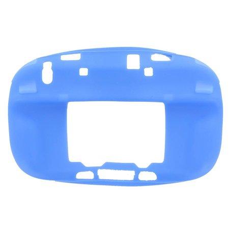Siliconen Hoes Blauw voor Wii U Gamepad