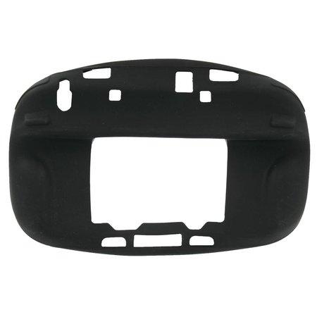 Siliconen Hoes Zwart voor Wii U Gamepad