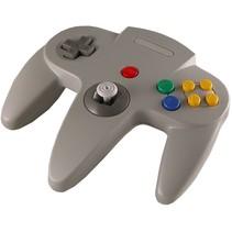 Controller bedraad voor N64 Grijs