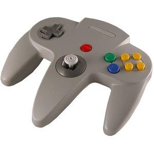 Controller bedraad voor N64