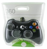 Controller Bedraad Zwart voor XBOX 360