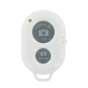 Bluetooth Camera Remote Shutter Wit