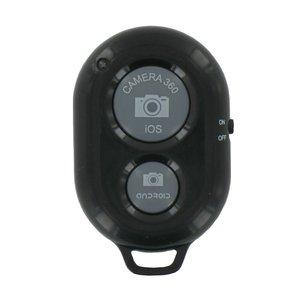 Bluetooth Camera Remote Shutter Zwart