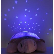 Schildpad Nachtlamp Roze