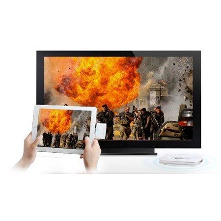 iMirror Play voor iPhone en iPad Wireless AV transmitter