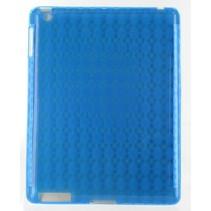 Siliconen Beschermhoes Blauw voor de iPad 2 / 3