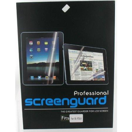 Screen Protector Folie voor Samsung Galaxy Tab 10.1