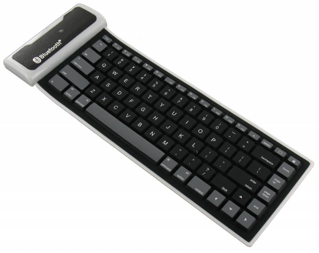 Toetsenbord Met Licht : Flexibel draadloos bluetooth toetsenbord universeel yagoda