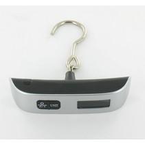 Digitale Reis Bagage Weegschaal met Haak