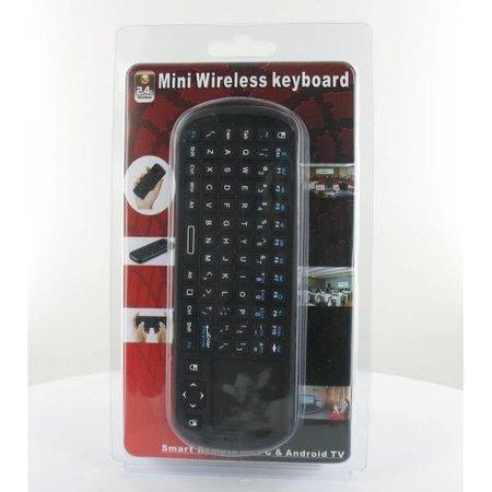Mini Draadloos 2.4Ghz Keyboard