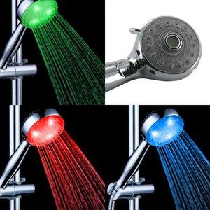 LED RGB Douchekop