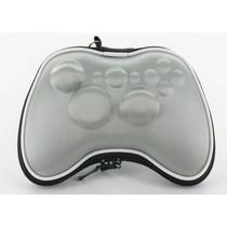 Zilver/Grijs Controller Tasje voor XBOX 360 Controller