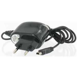 Mini USB AC Oplader Voor o.a. TomTom One V2 / V3 / V4