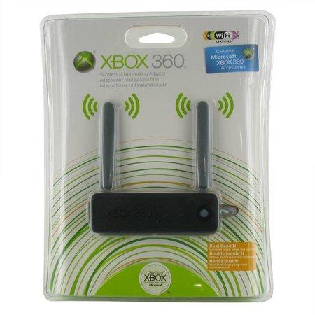 Microsoft Xbox 360 Draadloze Netwerk Adapter N