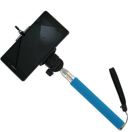 Selfie Statief voor Smartphones Blauw Stick