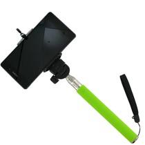 Selfie Statief voor Smartphones Groen Stick