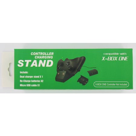 Duo Charge Stand voor XBOX One