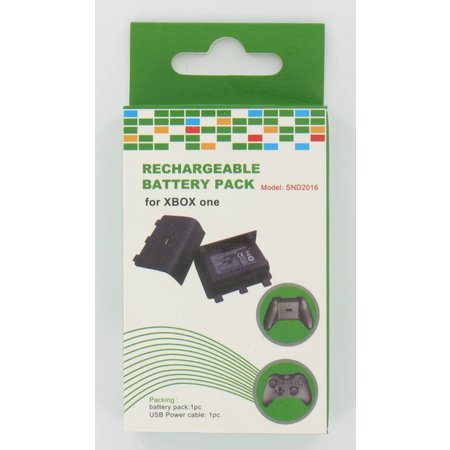 Accu Pack voor XBOX One Controller