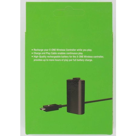 Play & Charge Kit voor XBOX One