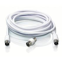 Philips COAX Antenne Kabel 4 Meter