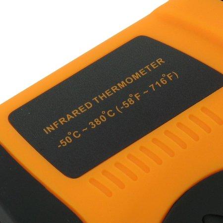 Infrarood Pyrometer Thermometer met Laser