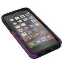iPhone 6 Bescherm Hoesje Paars