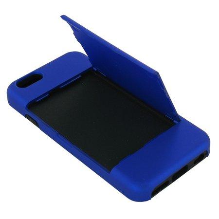 iPhone 6 Bescherm Hoesje Blauw