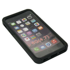 iPhone 6 Bescherm Hoesje Zwart